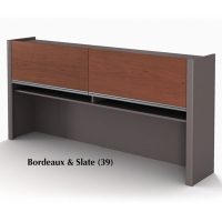 Bestar Connexion Hutch for Credenza in 2 Finishes