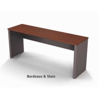 Bestar Connexion Credenza in 2 Finishes