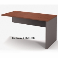 Bestar Connexion Return table in two Finishes