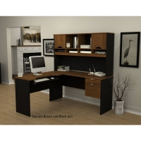 Bestar Innova L-shaped desk - 2 Options