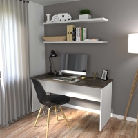Bestar Innova Executive Desk - 2 Colors