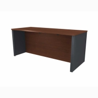 Bestar Prestige Plus Executive Desk - 3 Colors