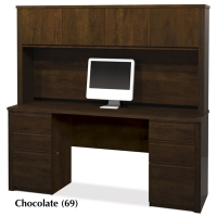 Bestar Prestige Plus Executive Credenza Set