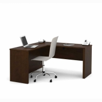 Bestar Prestige Plus L Shaped Desk