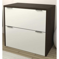 Bestar Contempo Lateral File (2 Finishes)