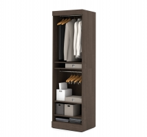 Bestar Nebula 25 inch Storage Unit in Antigua 25162-52