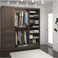 Bestar Nebula 80 inch Storage Kit in Antigua 25850-52