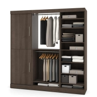 Bestar Nebula 80 inch Storage Kit in Antigua 25852-52