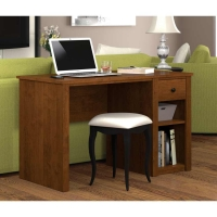 Bestar Somerville Workstation - Tuscany Brown
