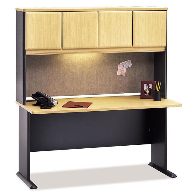 Series A Beech 60 inch Desk WC