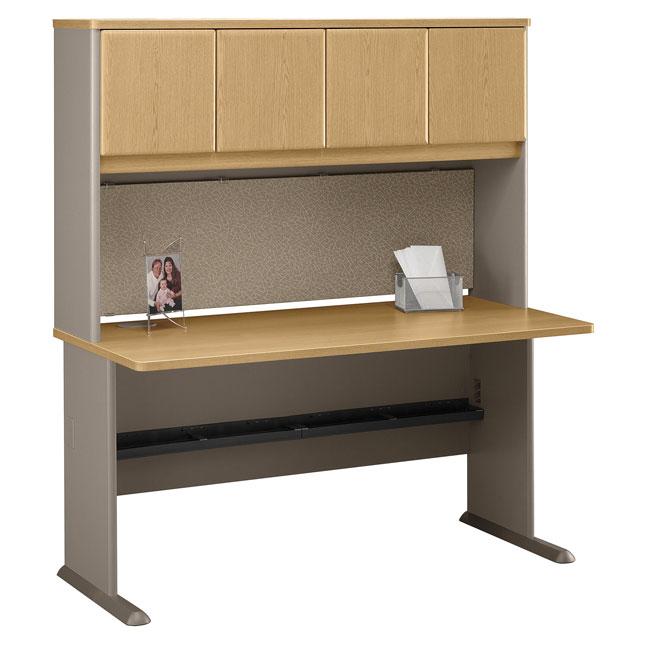 Series A Light Oak 60 inch Desk WC
