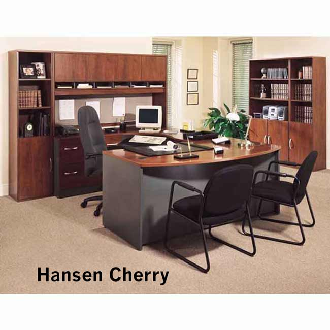 bush office furniture series c bush business furniture series c 66w desk shell in hansen