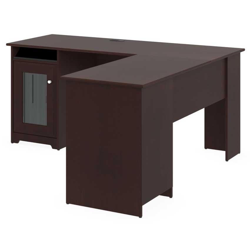 Bush Cabot 60 Inch L Desk Wc31430 03k
