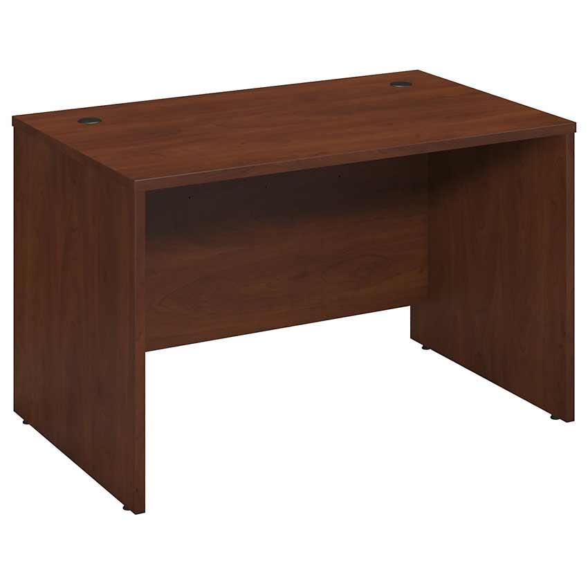 Series c elite 48x30 desk shell wc24548 bush furniture - Bush desk assembly instructions ...