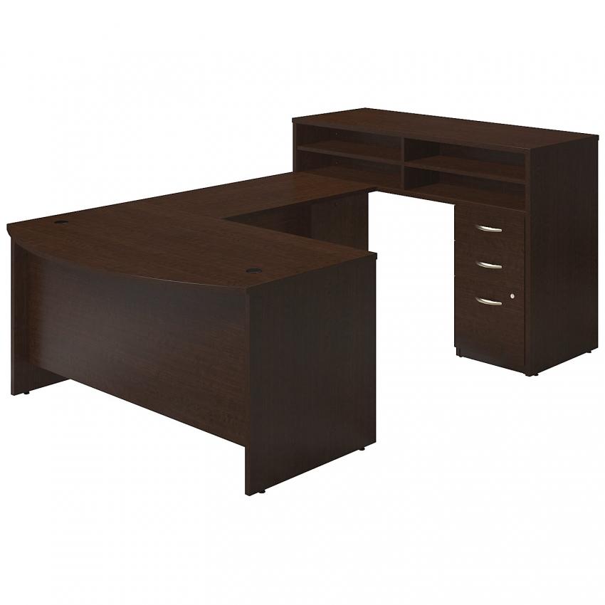 Bush Furniture Series A Desk Hansen Bbf Bush Series C