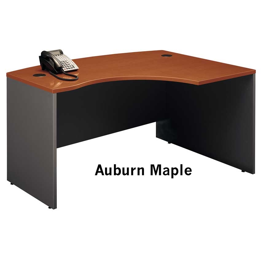 L Shaped Computer Desk With Hutch 60 Inch