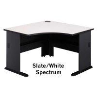 Bush Series A 48 inch Corner Desk (Slate)