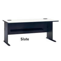 Bush Series A 72 inch Desk - Slate