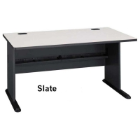 Bush Series A 60 inch Desk - Slate