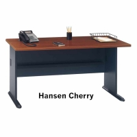 Bush Series A 60 inch Desk (Hansen Cherry)