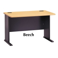 Bush Series A 48 inch Desk (Beech)