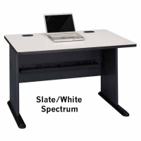 Bush Series A 48 inch Desk (Slate)