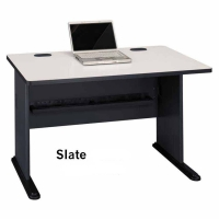 Bush Series A 48 inch Desk - Slate