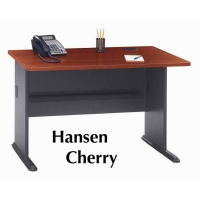 Bush Series A 48 inch Desk (Hansen Cherry)