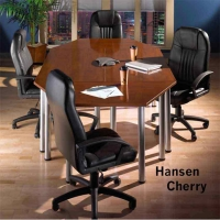 Bush Aspen Hansen Cherry Conference Table