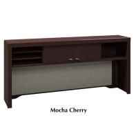 Bush Enterprise 60 inch Overhead - Mocha Cherry