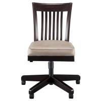 KI Grand Expressions Adult Office Chair in Warm Molasses