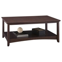 Bush Buena Vista Coffee Table  Madison Cherry