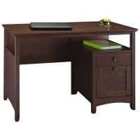 Bush Buena Vista Desk   Madison Cherry