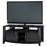 Bush Aero Collection TV Stand  Black