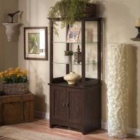 Bush Buena Vista 2 Door Tall Library Storage