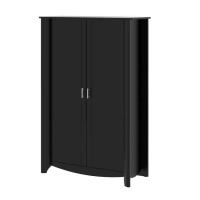 Bush Furniture Aero 2-Door Tall Storage