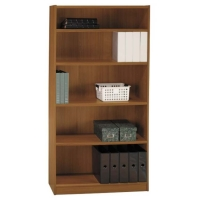 Bush 72 inch Universal Bookcase in Royal Oak