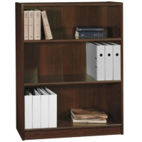 Bush 48 inch Universal Bookcase in Vogue Cherry