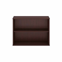 Bush 2 Shelf Bookcase - Harvest Cherry