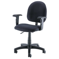 Bush Task Chair with Arms