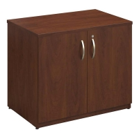Bush Series C Elite 36 inch Storage Cabinet - Hansen Cherry