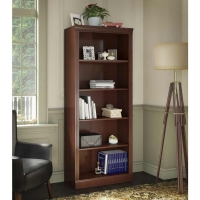 Bush KI Bennington 5 Shelf Bookcase