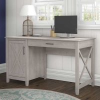 Bush Key West 54 inch Single Pedestal Desk