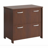 Bush Envoy Collection 2 Drawer Lateral File - Hansen Cherry