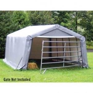 Hay Storage Shelters