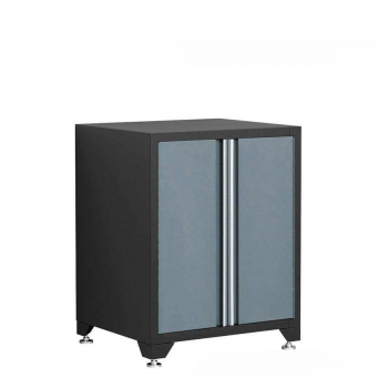 NewAge Base Cabinet w/2 Doors-Assembled-18 gauge