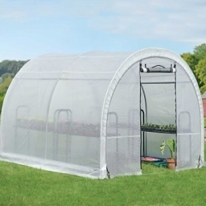 Shelter Logic Organic Growers Pro Roundtop Greenhouse