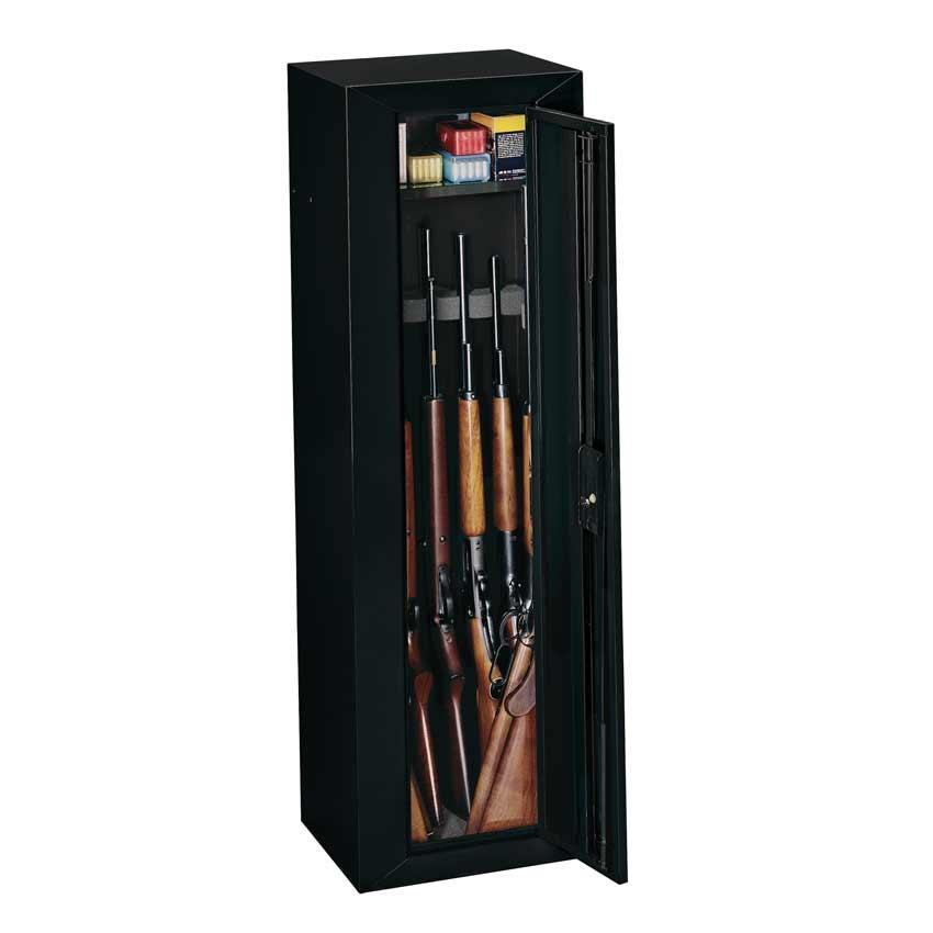 Stack On 10 Gun Compact Locking Cabinet GCG 910 DS | GCB 910 DS | Garage  Storage Direct