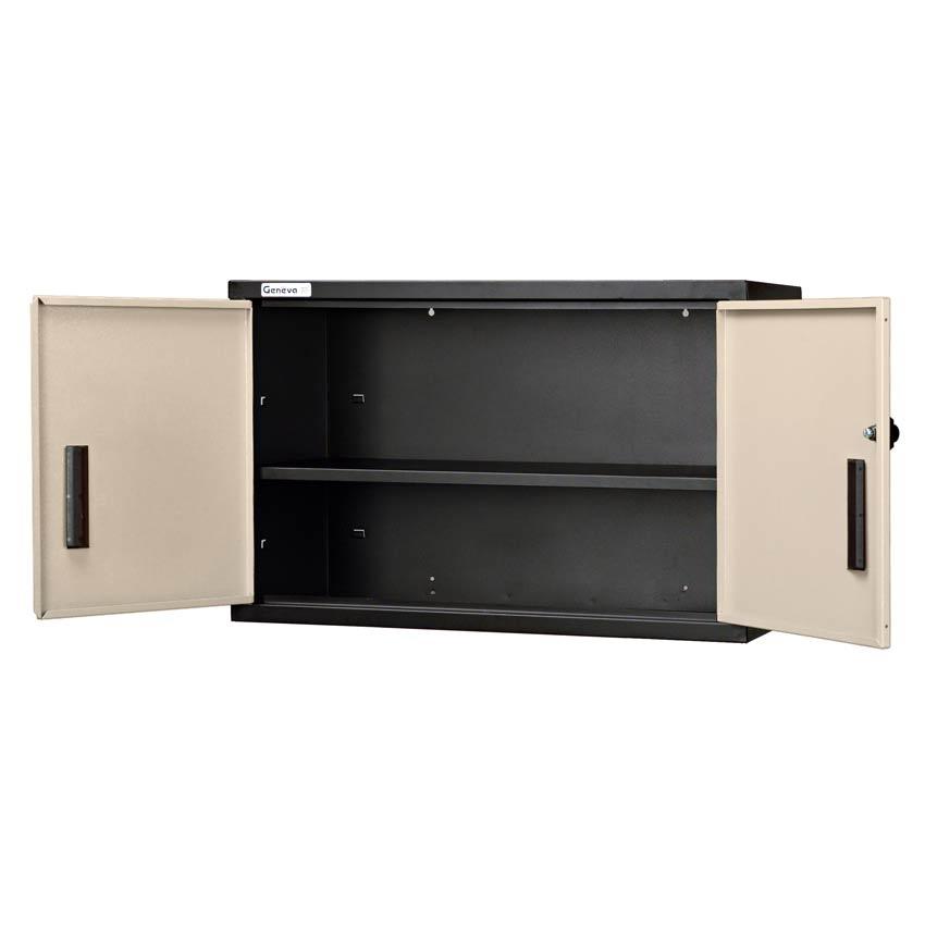 Geneva Short Wall Cabinet 30192 From Garage Storage Direct