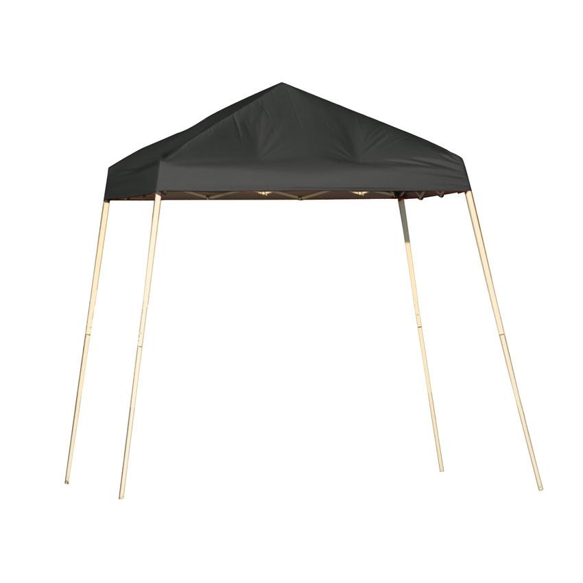 Shelter Logic 8x8 Pop-Up Slant Leg Canopy ( 7 Colors )  sc 1 st  U-Sav.com & Shelter Logic Pop-Up Canopy 8x8 - Garage Storage Direct
